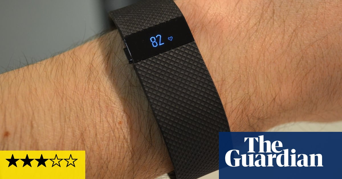 Fitbit Charge HR review: a heart-rate tracker that's skipped a beat