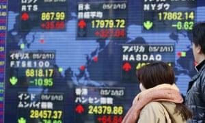 Markets rise despite Greek worries.