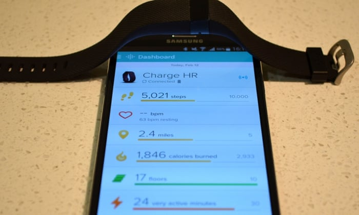 Fitbit Charge HR review: a heart-rate tracker that's skipped