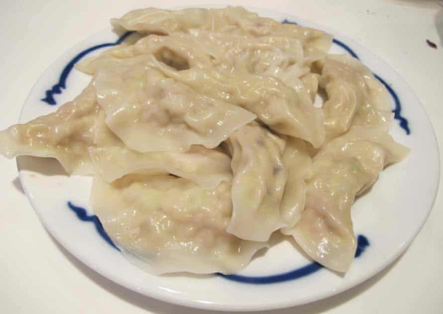 Fuchsia Dunlop chinese dumplings.