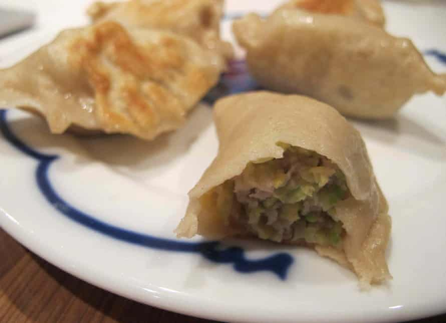 Serious Eats chinese dumplings.