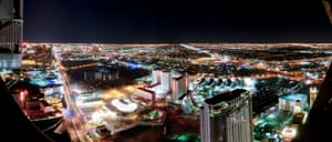 Rooftopping in Las Vegas