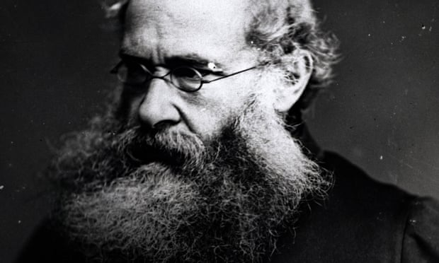 Writer Anthony Trollope