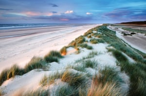 Holkham Bay by Jon Gibbs, winner of the Changing Coastlines special award, sponsored by National Trust