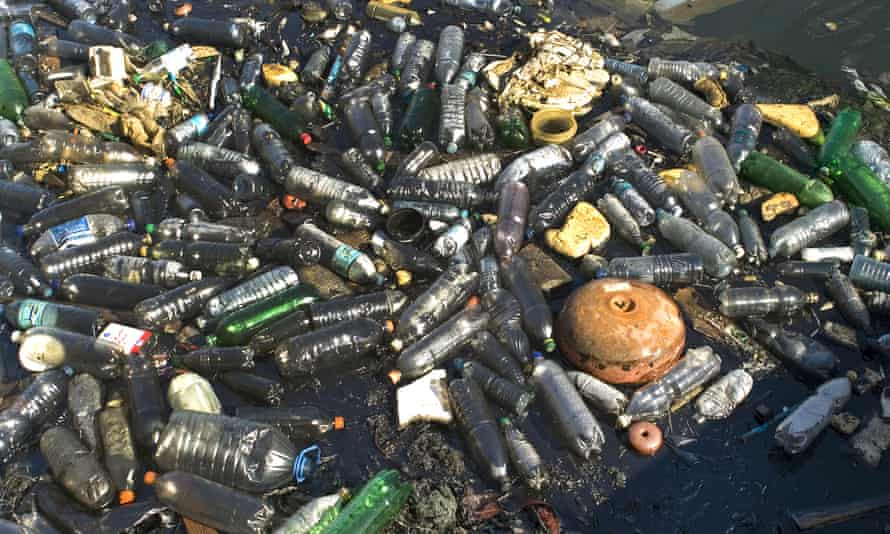 Now we know that huge quantities of plastics are entering our oceans, the biggest problem might be the plastic we can't see.