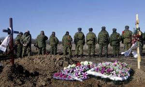Pro-Russia rebels Ukraine