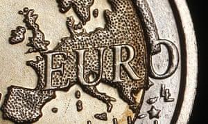 A two Euro coin.