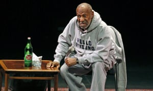 Bill Cosby on stage
