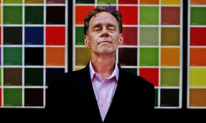 David Carr in 2008. The New York Times columnist died suddenly at the office on Thursday, the paper said.