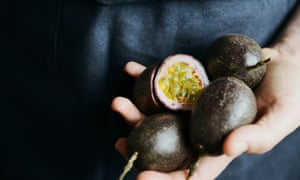 Passion fruits - deliciously sweet, smell like tropical summer.