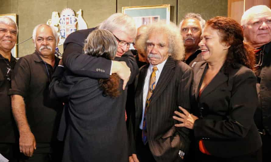 Anniversary of apology to stolen generations