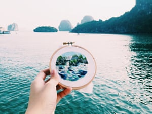 Teresa Lim HA LONG BAY, VIETNAM