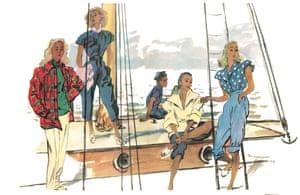 Yachting chic