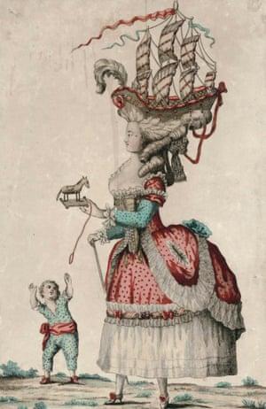 Ship headdress