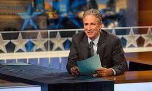 Jon Stewart daily show host