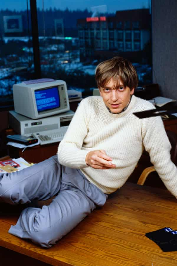 In 1985, not even Bill Gates knew that computers would not feature 5.25 inch floppy disk drives forever.
