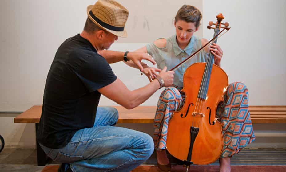 Learning a musical instrument helps to maintain an ageing brain.