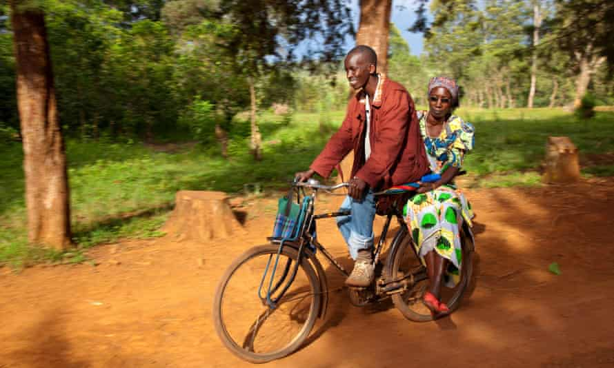 The status of women in Burundi has been undermined by a law stating that men are the head of the family.