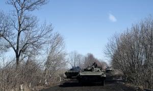 Road to Debaltseve