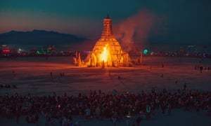 Temple of Graceby David Best, Burning Man 2014. Photo by Zipporah LomaxBurning ManNevadaSacred Art & Musicartart festivalburning man 2014lifelovemusic