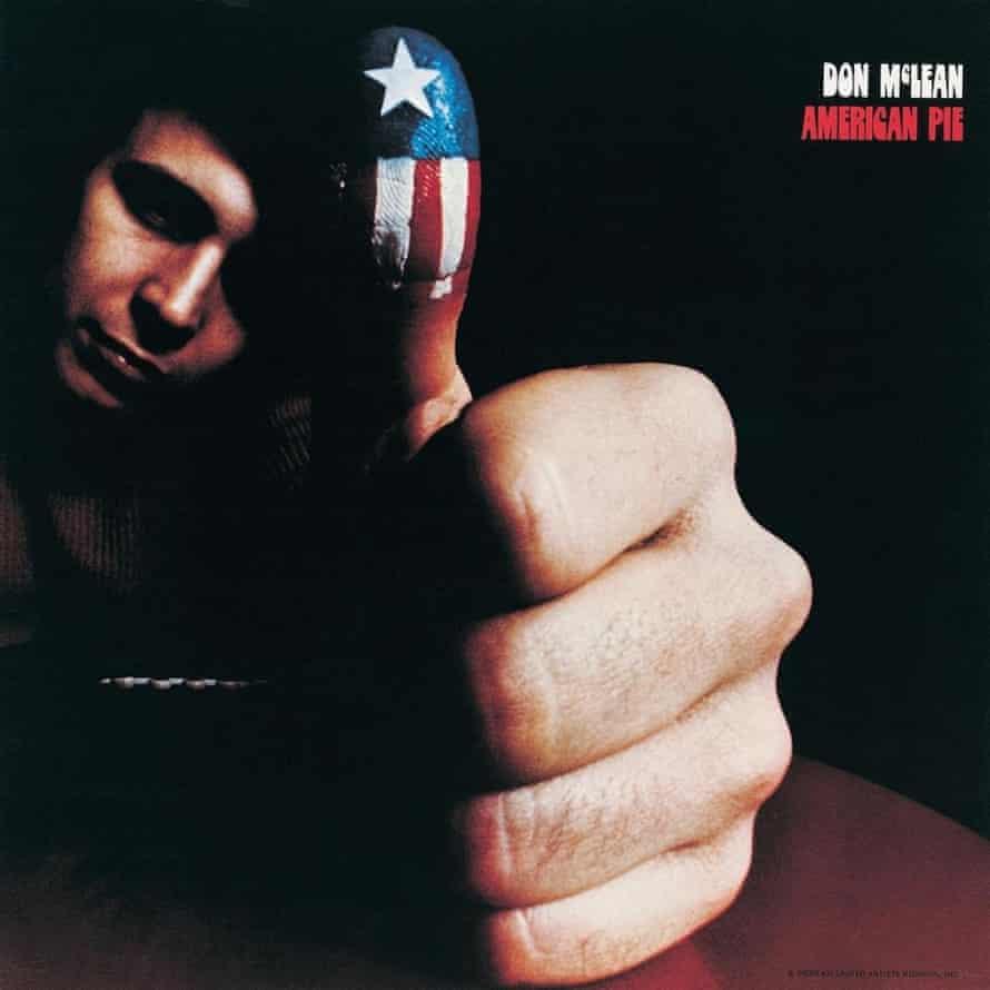 American Pie album cover