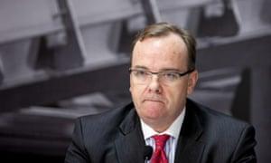 Stuart Gulliver, the HSBC chief executive, in 2011.