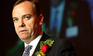 Stuart Gulliver of HSBC: hollow apologies.
