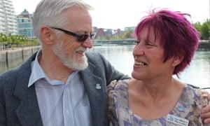 Joy and Tony Watson