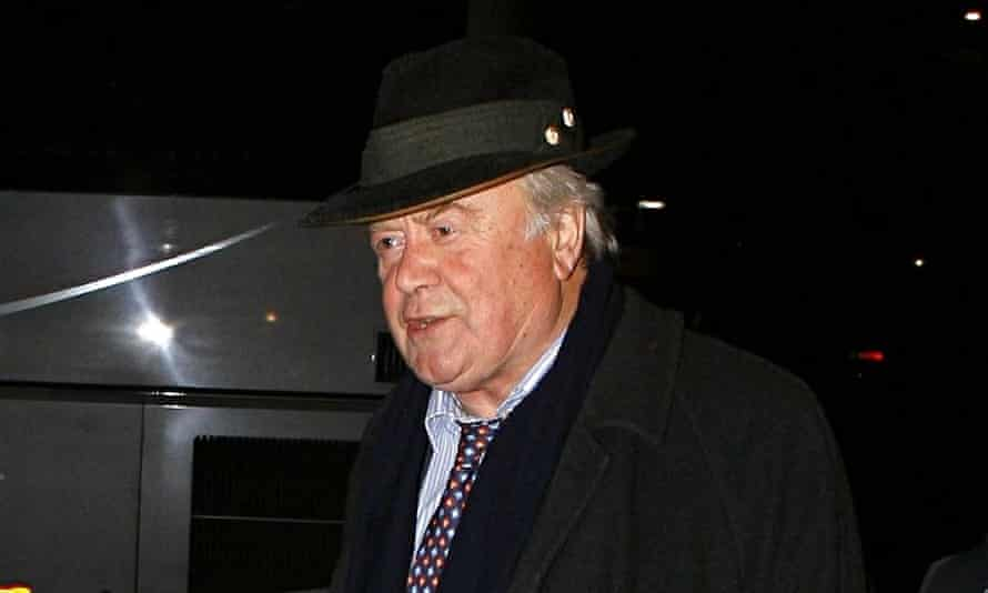 Kenneth Clarke arrives at the Tory party's Black and White fundraising ball in Mayfair last week