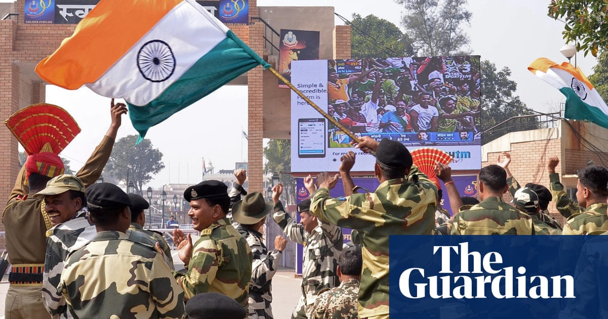 Cricket World Cup: India v Pakistan watched by a billion people – in