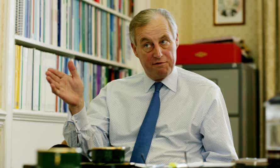 Tim Yeo is chairman of the Commons energy and climate change committee
