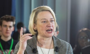 "Green party leader Natalie Bennett said it was ""alarming"" to see such large numbers of staff seconded from arms companies to government departments."