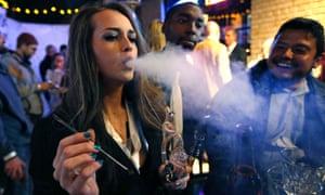 Cannabis party Denver psychotic episodes