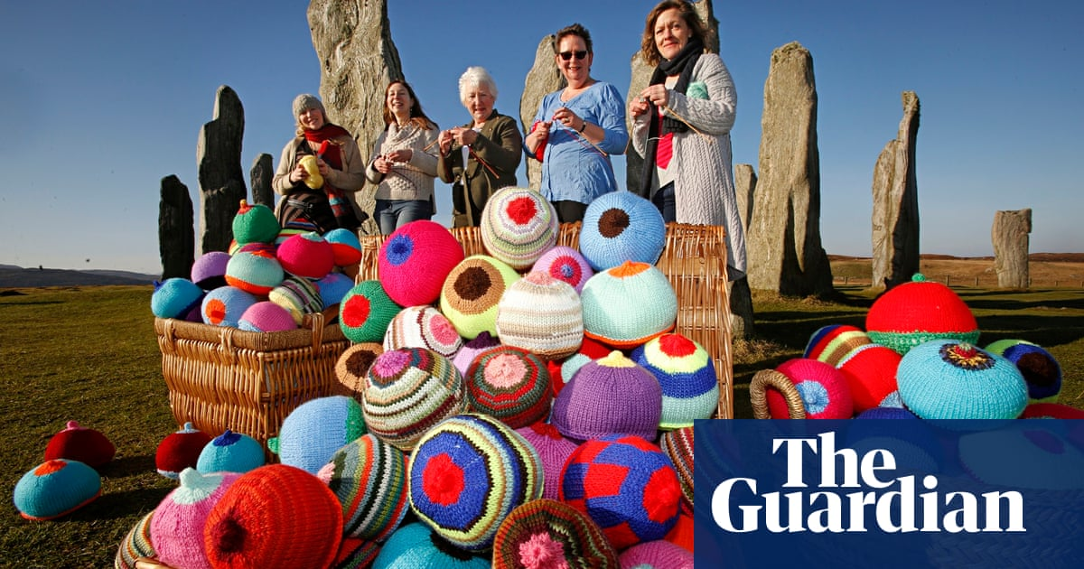 Woolly boobs: laughable, sobering and surprisingly useful | Life and