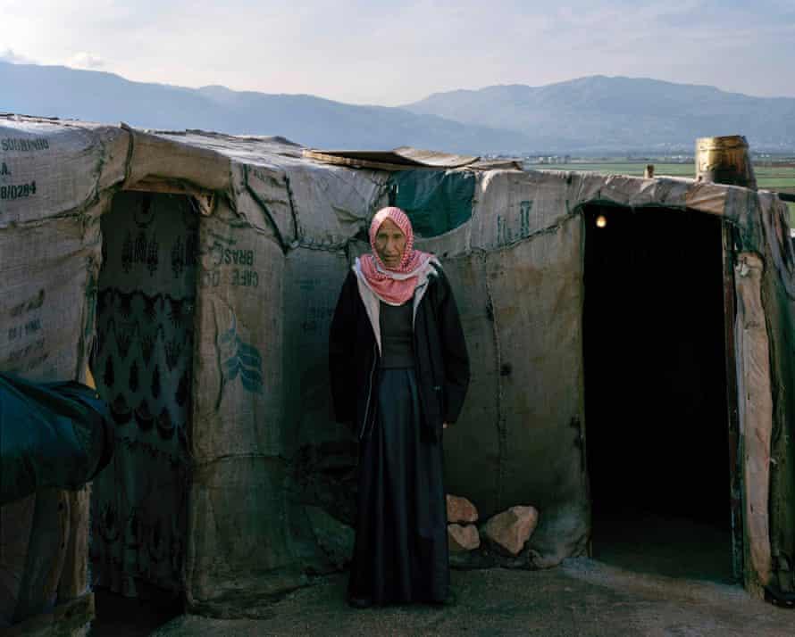 old man syria