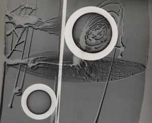 Bas Relief with Circles c. 1939-40