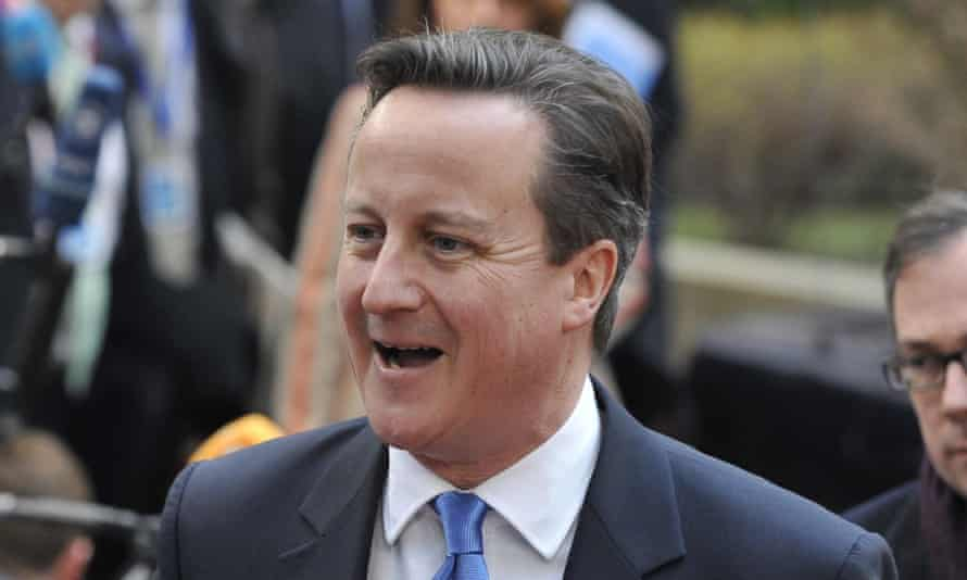 David Cameron is certain to enjoy news of his party's surging support among voters after a difficult week in parliament