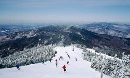 skiing sugarbush