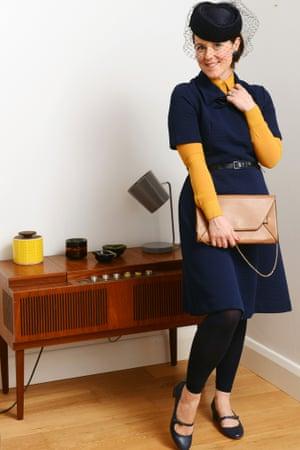 Caroline Jones outfit 2