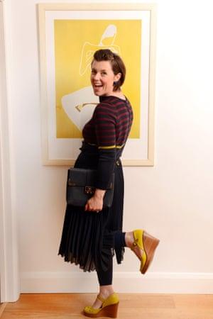 Caroline Jones outfit 4