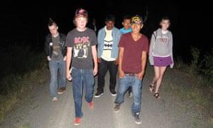 Nightwalking With Teenagers.