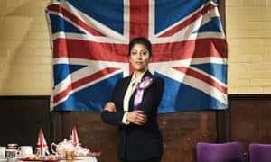 Ukip: the First 100 Days: actor Priyanga Burford plays the party's only Asian woman MP.