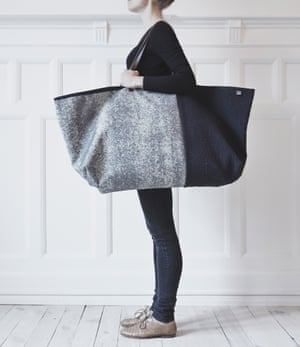 Herman Cph's redesign of the Ikea Fratka bag