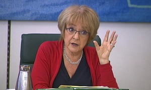 Margaret Hodge of the public accounts committee