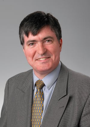 Labour MP Brian Donohoe