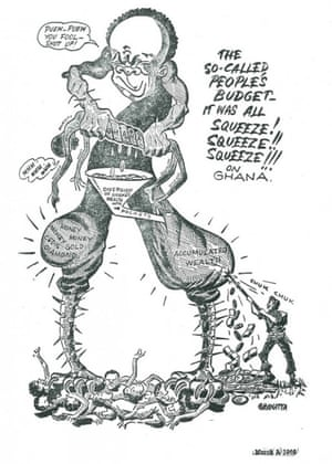 Africas Political Cartoons In Pictures