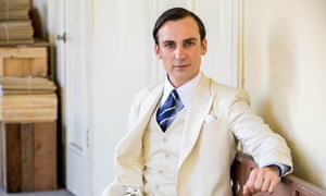 Henry Lloyd-Hughes as Ralph in Indian Summers
