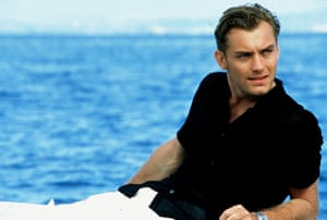 Jude Law in The Talented Mr Ripley