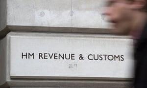 HM Revenue & Customs office London
