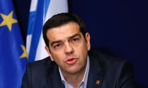 Greek prime minister Alexis Tsipras has been told that his demand for an alternative bailout is unfeasible.